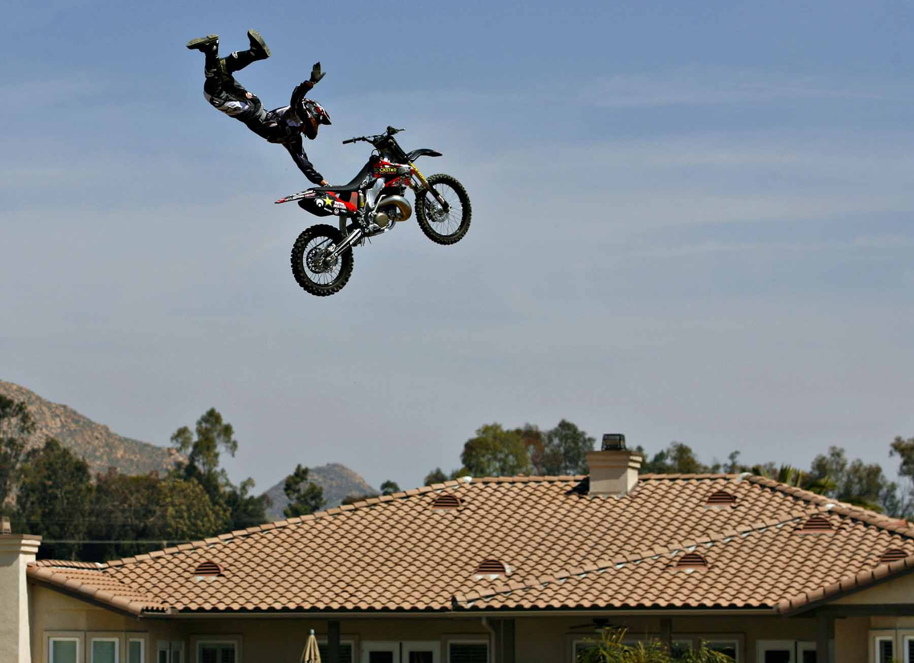 Metal Mulisha Motocross